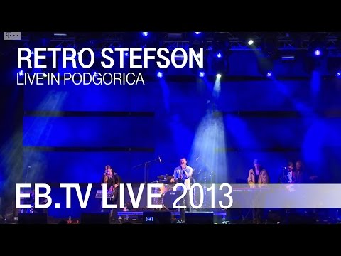 Retro Stefson live in Podgorica (2013)