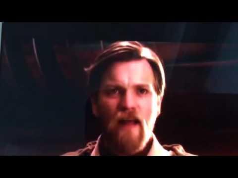 Obi wan Trolls Anakin