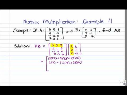 math worksheet : matrix multiplication with videos worksheets games  activities  : Matrix Multiplication Worksheets
