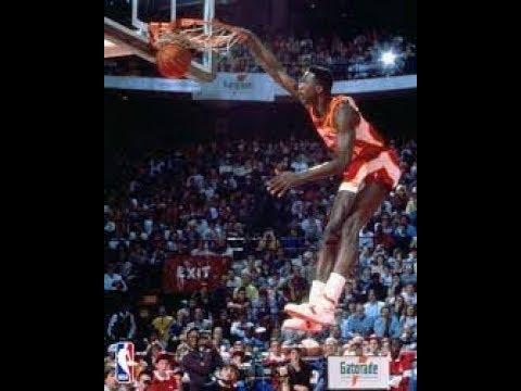 NBA Dunk Contest - First Dunks Ever - Part. 1