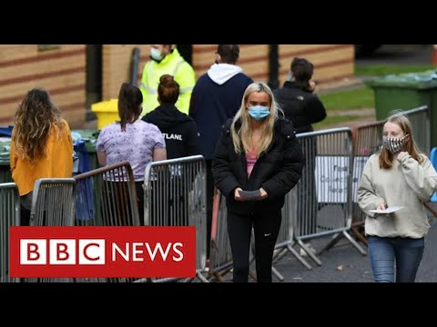 """Student Covid outbreaks were modelled and """"entirely predictable"""" says government adviser - BBC News"""