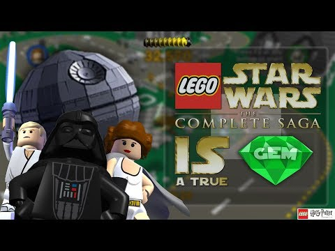 I played Lego Star Wars for the first time in 8 years...