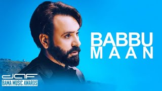 Babbu Maan - daf BAMA MUSIC AWARDS 2017