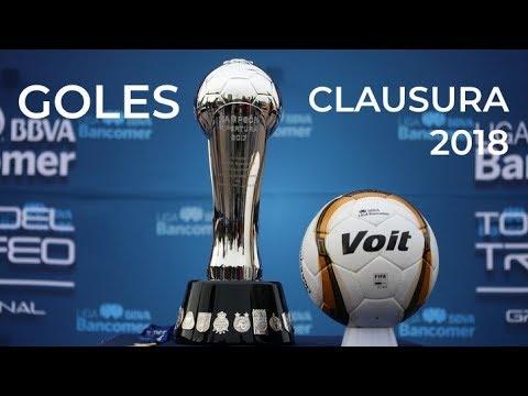 Download Todos los Goles del Clausura 2018 (Liga MX) HD