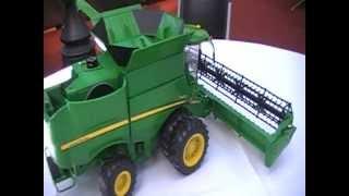1/16 John Deere S670 Big Farm Series From Ertl