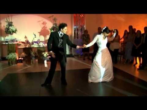 805ad697a8 Dança dos noivos - Coreografia casamento Thiago e Carol - Caito Junior