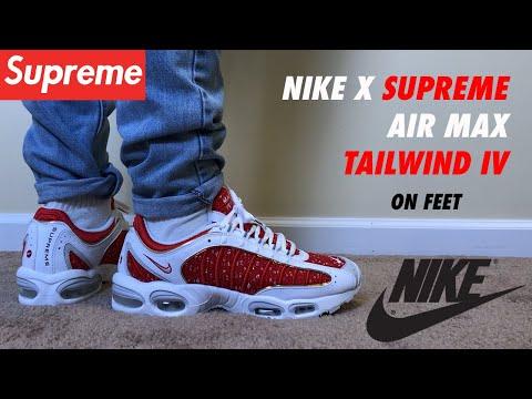 supreme x nike air tailwind 4