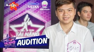 """TNVN2016 Audition: Trai Thanh Hoá cover """"Crying Over You"""" cực cool"""