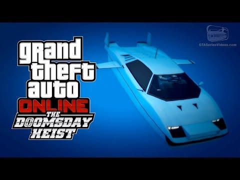 GTA Online - Ocelot Stromberg [The Doomsday Heist]