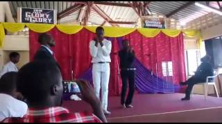 Book of life- Nathaniel Bassey  by Prick Dancers