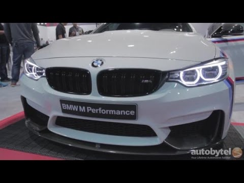 BMW M Performance Parts @ SEMA