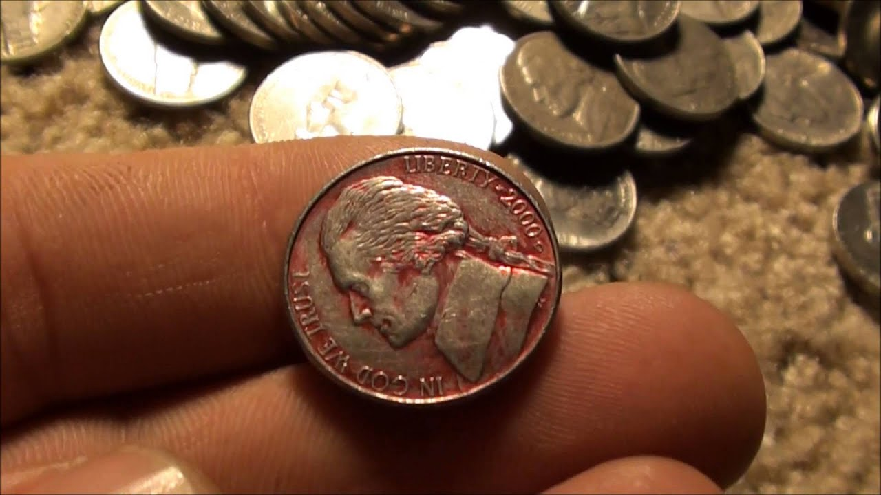 Hunting For Silver War Nickels Coin Roll Hunting Customer