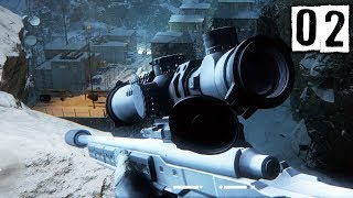 Sniper Ghost Warrior Contracts - Part 2 - Loose Ends