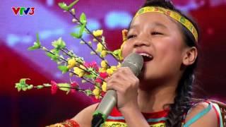 Vietnam's Got Talent 2016 - TẬP 8 - Cô Gái Vót Chông - Hoàng Kim Quỳnh Anh