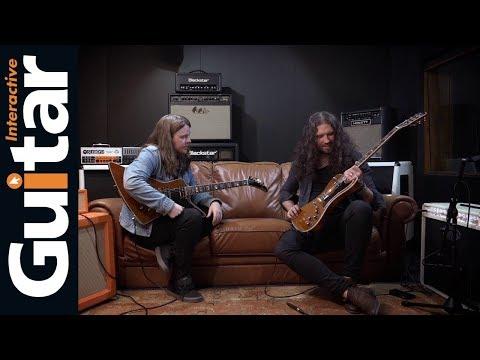 GITV | A closer look at Epiphone's Lee Malia Signature Guitars