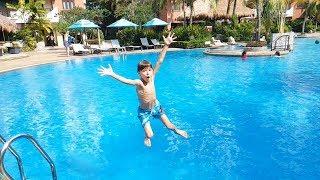 Pool Jumps Challenge
