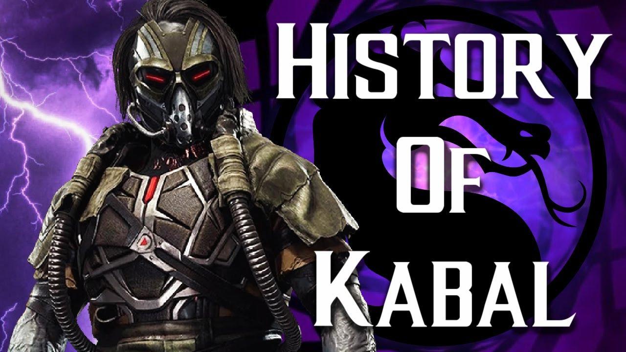 Download History Of Kabal Mortal Kombat 11 REMASTERED