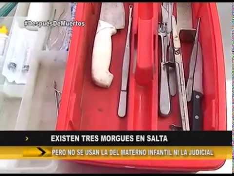 Morgue y autopsia por dentro #DespuésDeMuertos - En Primera Persona - 75° programa
