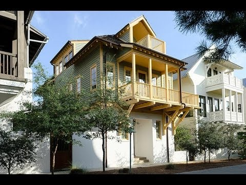 Rosemary Beach Florida 4br Gulf View Vacation Rental 301