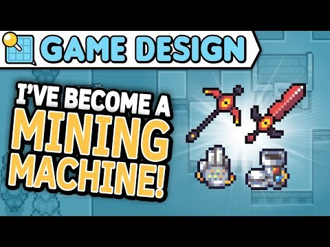Forager's Awesome Progression System (Game Design)
