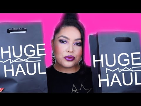 MAC COSMETICS MAKEUP HAUL | JANUARY 2020 | ITSLOHOLLYWOOD