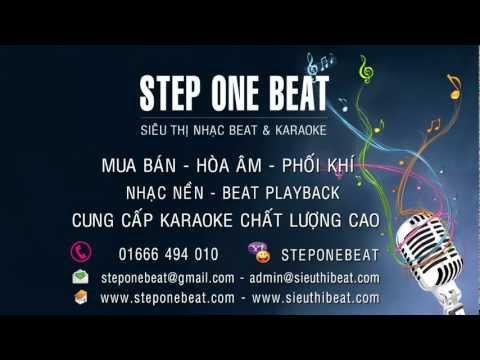 [Beat] Học Cách Đi Một Mình - Lương Bích Hữu (Phối chuẩn) - http://sieuthibeat.com