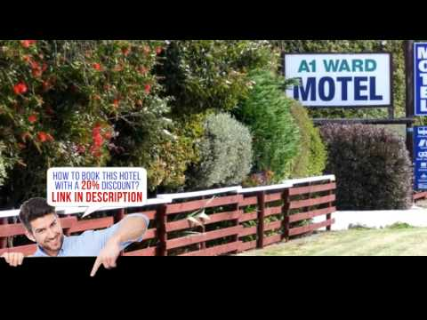 A1 Ward Motel, Ward, New Zealand, HD Review