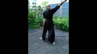 Shihan vernon at bedstuy karate do