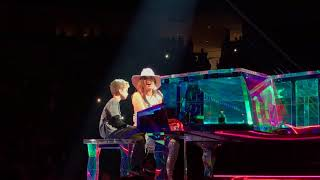 "Lady Gaga Sings ""Million Reasons"" To 12-Year-Old Fan with Autism"
