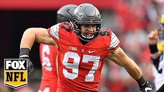 Joel Klatt's Top 5 Defensive Players in the NFL Draft | FOX NFL