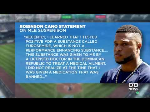 Robinson Cano suspended 80 games for violating drug agreement