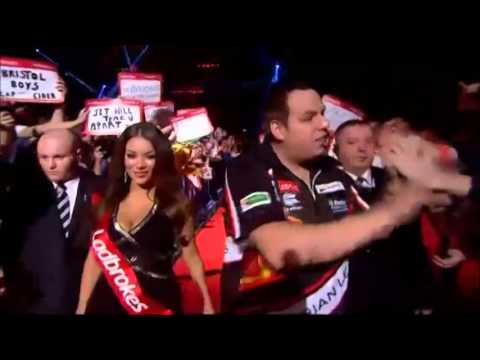 Walk On - Adrian Lewis | WC2014 Round 2