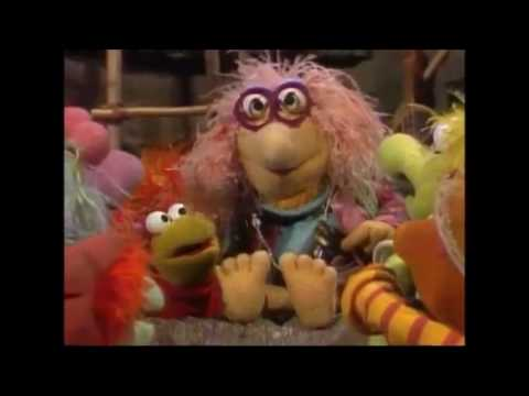 Fraggle Rock Uncle Gobo