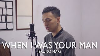 Gambar cover Bruno Mars - When I Was Your Man (Live Cover) Nauval Tama ft. Imam Sholihin