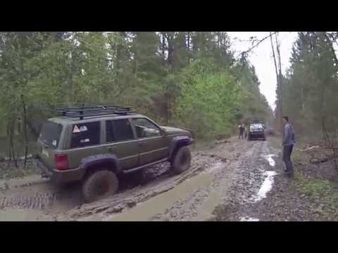 Off Road jeep grand cherokee ZJ, Toyota TLC80, great wall,  jeep cherokee