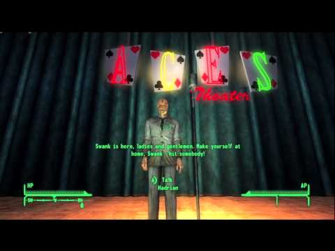 Fallout New Vegas Tops Act - Hadrian the Ghoul of Guffaws