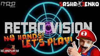 Retro Vision Gameplay (Chin & Mouse Only)