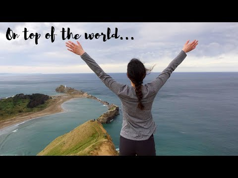 A DAY IN CASTLEPOINT, NZ | NEW ZEALAND VLOG