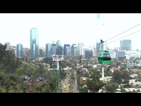 Cable Car in Santiago de Chile will return to service in coming December 2016