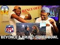 Beyoncé & Bruno Mars Crash the Pepsi Super Bowl 50 Halftime Show | NFL REACTION