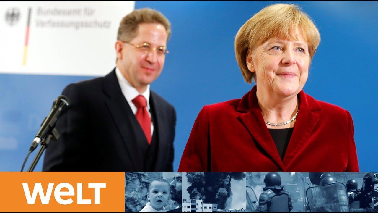 VERFASSUNGSSCHUTZ: Zieht Merkel im Fall Maaßen tatsächlich durch?