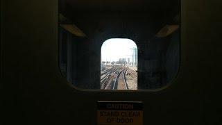 LIRR HD EXCLUSIVE: Bombardier M7 EMU Cab View (Jay Interlocking - East River Tunnels)