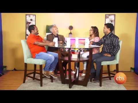 Enchewawet Season 2 Ep 1 - Interview With Artist Zinahbizu Tsegaye And Mesfin Getachew Part 1