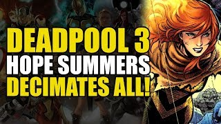 Deadpool 3/X-Force: Cable's Daughter Will Decimate All!