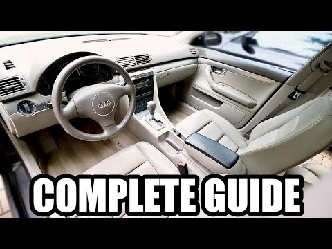 How to Detail the Interior of Your Car (COMPLETE GUIDE)