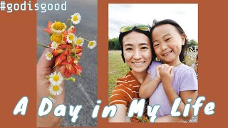 DAY IN THE LIFE as a MOM of 3!