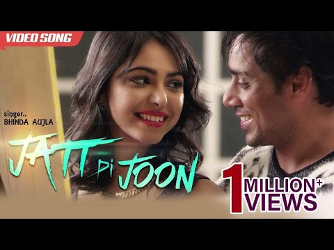 Bhinda Aujla - Jatt Di Joon | Official Music Video | Yellow