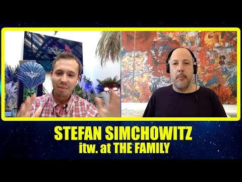 STEFAN SIMCHOWITZ interview for Unchain My Art #3