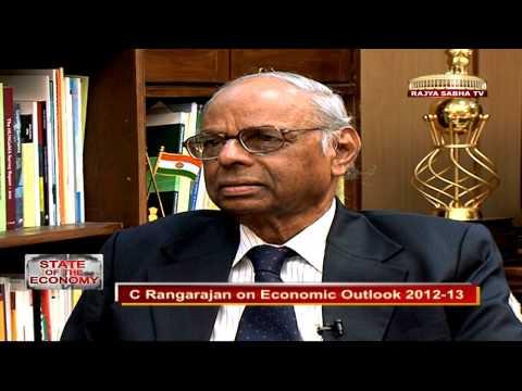 State of the Economy with C Rangarajan
