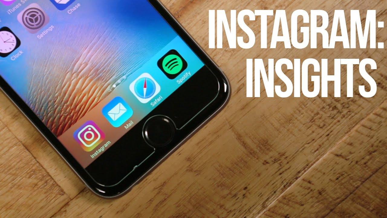 Instagram Insights Analytics: A Helpful, Data-Driven Feature